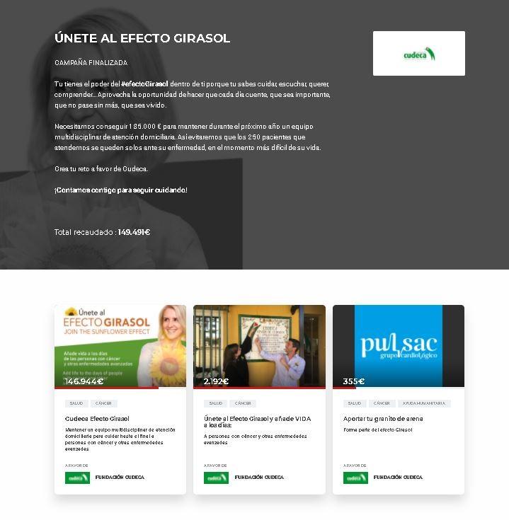 Interfaz de usuario gráfica, Sitio web  Descripción generada automáticamente